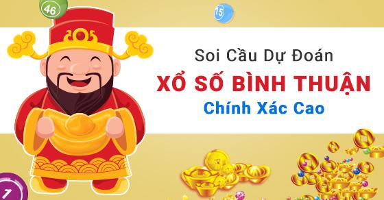 Dự đoán XSBTH 21/5 - soi cầu dự đoán Bình Thuận   21/5/2020