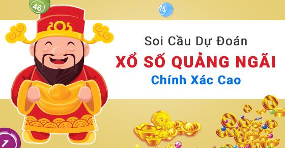 Dự đoán XSQNG 8/5 - soi cầu dự đoán Quảng Ngãi 8/5/2021