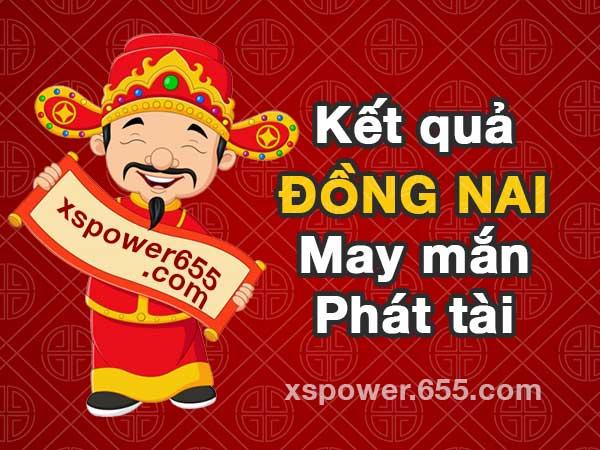 XSDN 27/5 - SXDN 27/5 - Kết quả xổ số Đồng Nai ngày 27/5/2020
