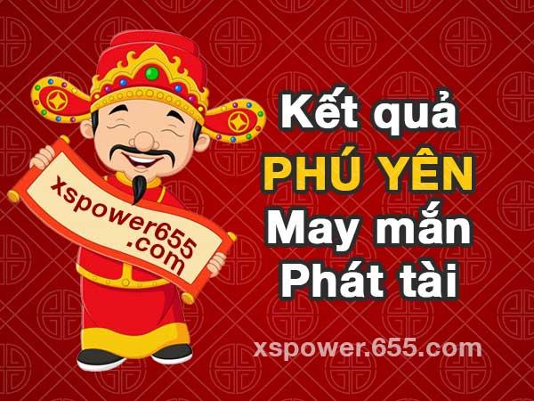 XSPY ngày 25/5 - Trực tiếp kết quả xổ số Phú Yên ngày 25/5/2020