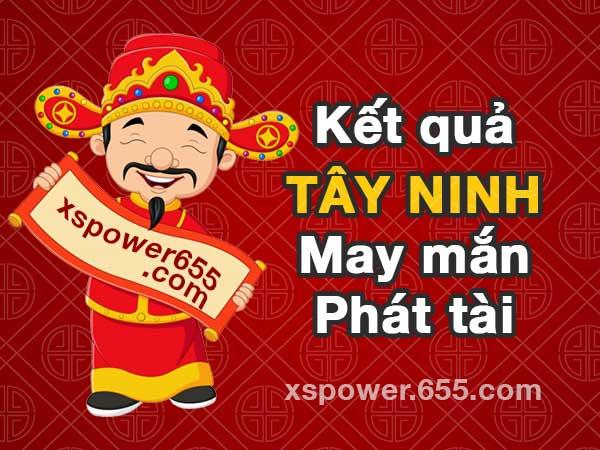 XSTN 28/5 - SXTN 28/5 - Kết quả xổ số Tây Ninh ngày 28/5/2020