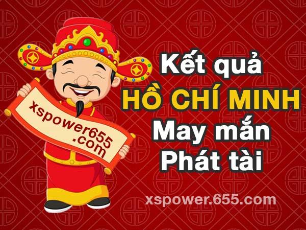 XSTP ngày 25/5 - Trực tiếp kết quả xổ số Hồ Chí Minh ngày 25/5/2020